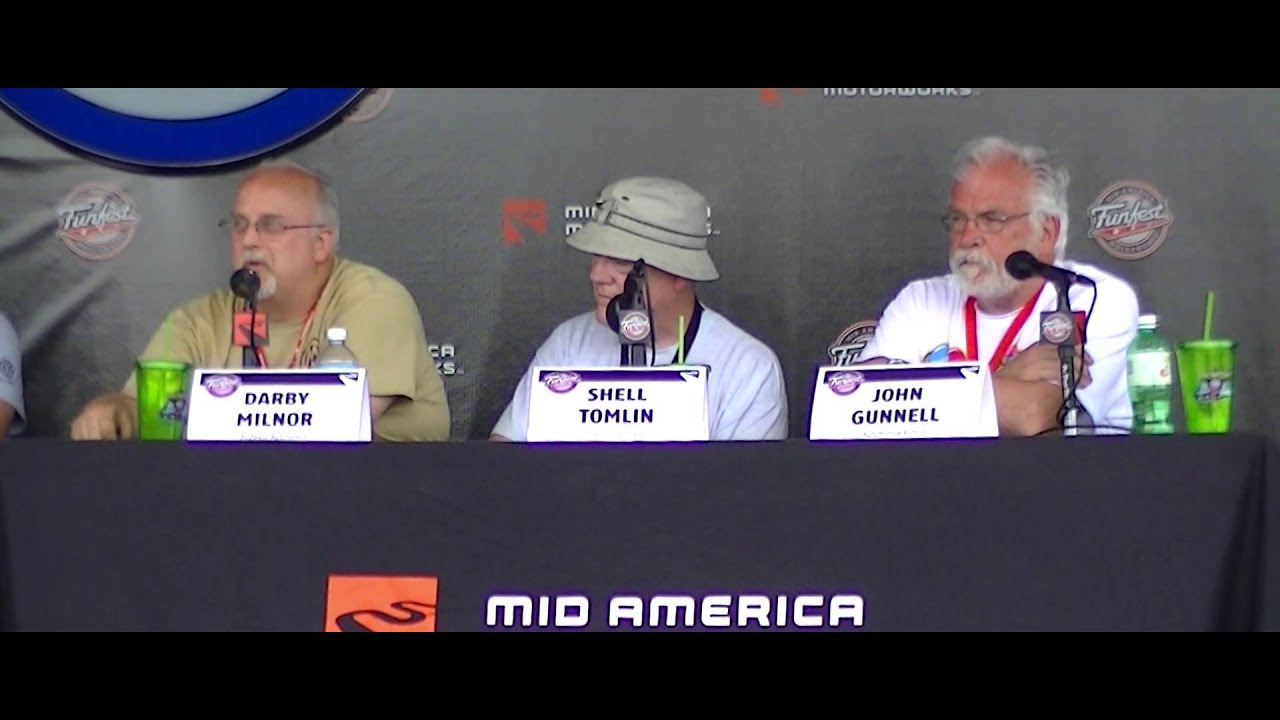 Expert Panel at Funfest for Air Cooled VW 2015