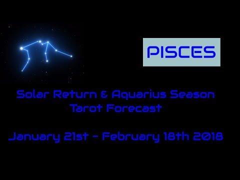 Pisces Forecast 1/21 - 2/18 - Amazing, Unexpected Changes!