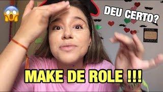 MAKE DO ROLE MAIS TOPPER E BÁSICA DE TODAS!!!