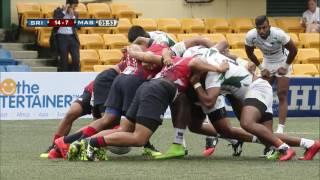 M16 Sri Lanka vs Malaysia - Asia Rugby Sevens Series- Hong Kong Leg Day 1