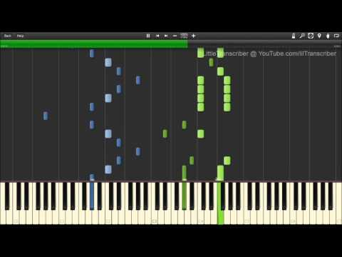 Justin Timberlake - Mirrors (Piano Cover) by LittleTranscriber