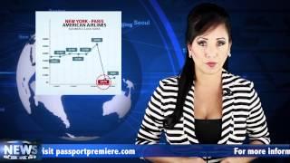 Breaking News! Passport Premiere detects business class fare war