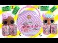 NEW BIG LOL Surprise Ooh La La Little Baby Sister Money Blind Bags Color Change mp3