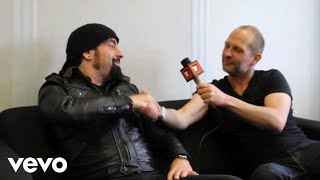 Volbeat - Toazted Interview (part 6)