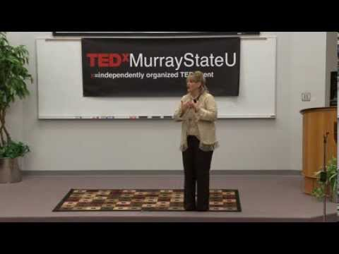How to stand out in a crowded market place: Kayla Barrett at TEDxMurrayStateU