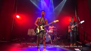 Ese & The Vooduu People 'Alien' .:. LIVE at Open The Gate Festival 2018