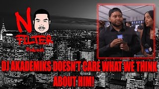 DJ Akademiks Doesn't Care What We Think About Him!