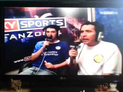 Leicester City Vs Leeds United Fanzone 03/04