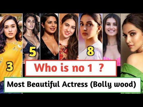 Top 10 Beautiful Actress in Bollywood  | Deepika padukone | Bumi pendenkar | Aman ujjain