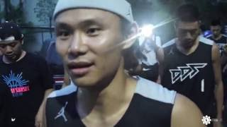 CHINA STREETBALL 2015 NATION TOUR GAMES STATION -DONGGUAN东莞MOREFREE ,ISO,YESER -DRIBBLELIFE