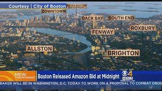 Boston Reveals Amazon Bid With Suffolk Downs As Centerpiece