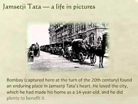 biography of jamsetji tata Jamsetji nusserwanji tata was born to nusserwanji and jeevanbai tata on 3 march 1839 in navsari, a city in the south gujarat his father, nusserwanji, was the first businessman in a family.