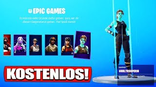 FREE ALL Fortnite Skins, Items & Emotes get! (works) - Fortnite Battle Royale