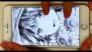 Pencil Drawing:鉛筆画