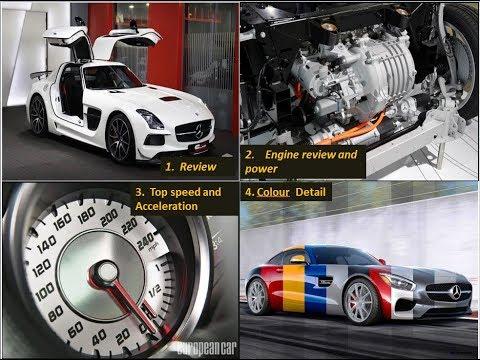 Mercedes-Benz SLS Top Speed