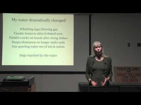 Fracked!  Jessica Ernst vs. Encana