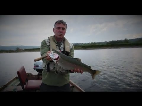 Fly Fishing Big UK Waters