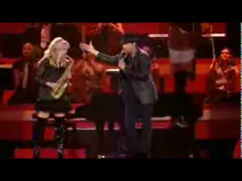 Lionel Richie and Candy Dulfer - Brick house (Live)