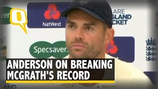 James Anderson on 5th Test Between India and England | The Quint