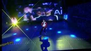 HADO Final Battle The Special Performance from DARREN ESPANTO