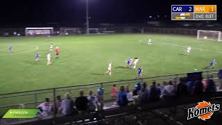 Warsaw at Carroll | IHSAA Girls Soccer | SummitCitySports