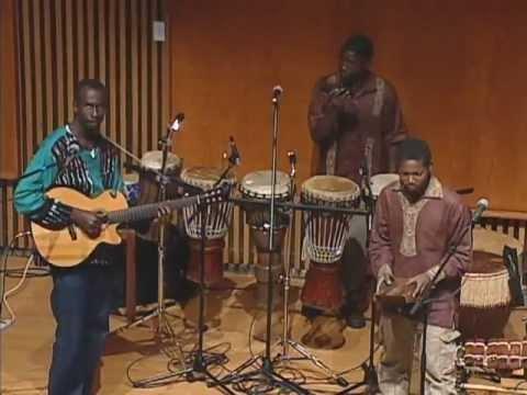 Music Forum - Kinobe and Soul Beat Africa