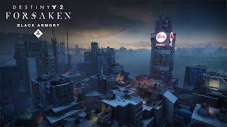 Destiny 2: Forsaken Annual Pass - Scourge of the Past Raid Trailer [UK]