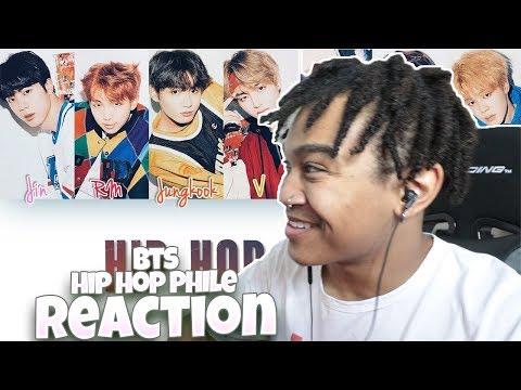 BTS (방탄소년단) – HIP HOP LOVER - REACTION