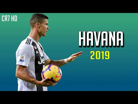 Cristiano Ronaldo ► Havana ● Magical Skills & Goals 20182019I CR7