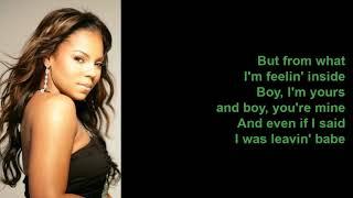 Struggle by Ashanti (Lyrics)