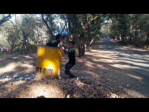 Prank video national park