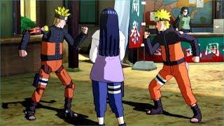 Video Mecha Naruto steals Naruto's body confusing Hinata - Naruto Shippuden  Ninja Storm Revolution Game download MP3, 3GP, MP4, WEBM, AVI, FLV Februari 2018