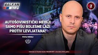 INTERVJU: Pavle Bihali - Autošovinistički mediji pišu bolesne laži protiv Levijatana! (26.12.2019)