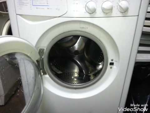Как стиральная машина нагревает воду