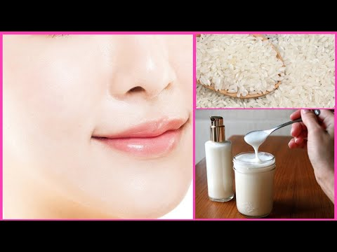Rice Face Wash For Milky White Skin Permanently,Get Fair&Glowing Skin in 7Days |Anti Aging Face Wash