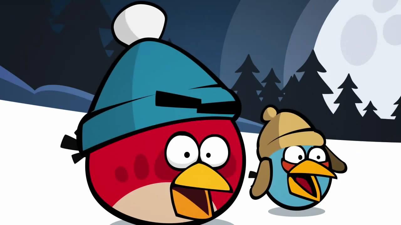 Angry Birds - Season's Greedings! - YouTube
