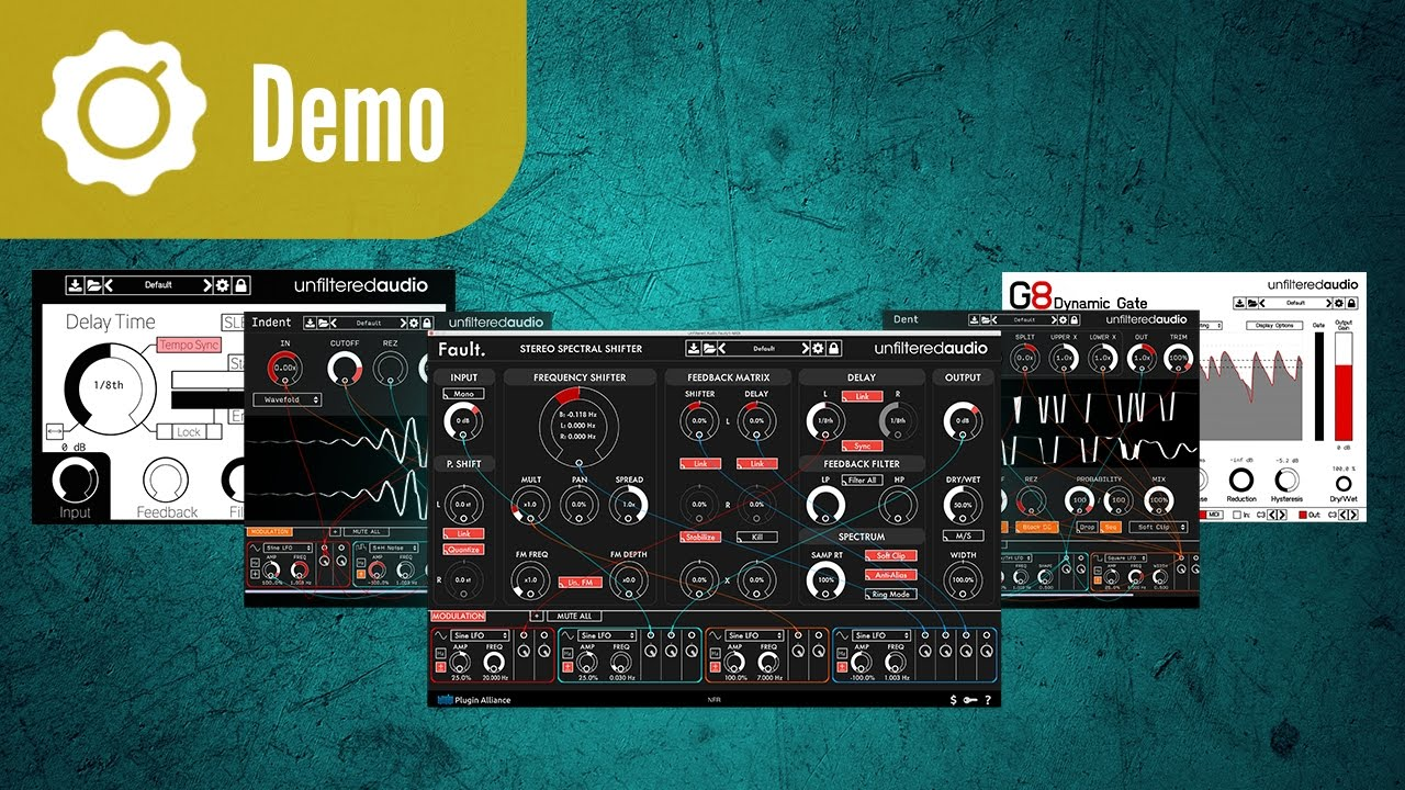 Unfiltered Audio Bundle V1 0 Demo