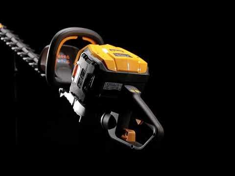 Аккумуляторный кусторез Stiga SHT 80 AE