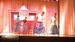 2012 Tamil Kuthu Comedy Dance