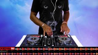 Dj Puma  Electro Dance Mix con Virtual dj 8 2019