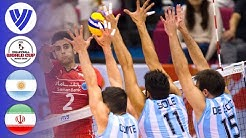 Argentina vs. Iran - Full Match | Men's Volleyball World Cup 2015