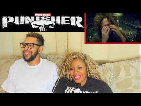 The Punisher Season 1 Episode 2 Two Dead Men REACTION!!