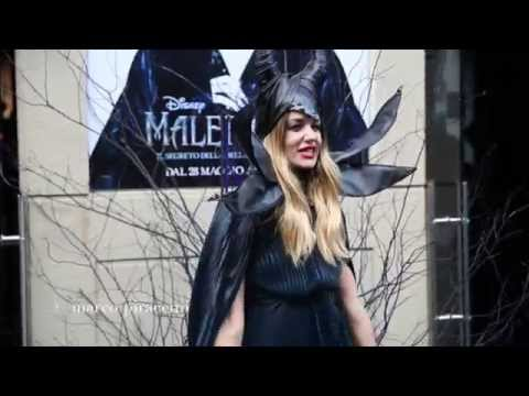 MALEFICENT, The Italian Premiere