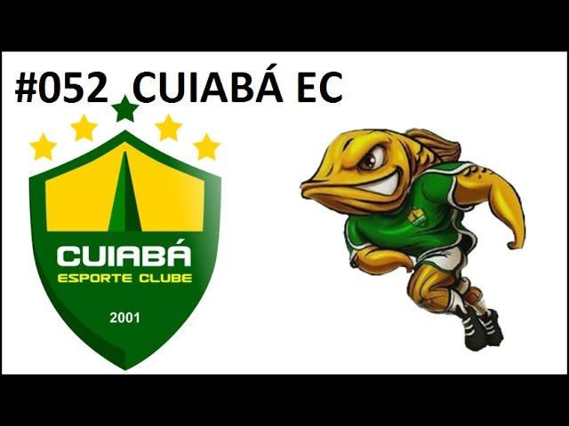 Cuiabá Esporte Clube - A história de um clube que nasceu vencendo no Mato Grosso. - YouTube