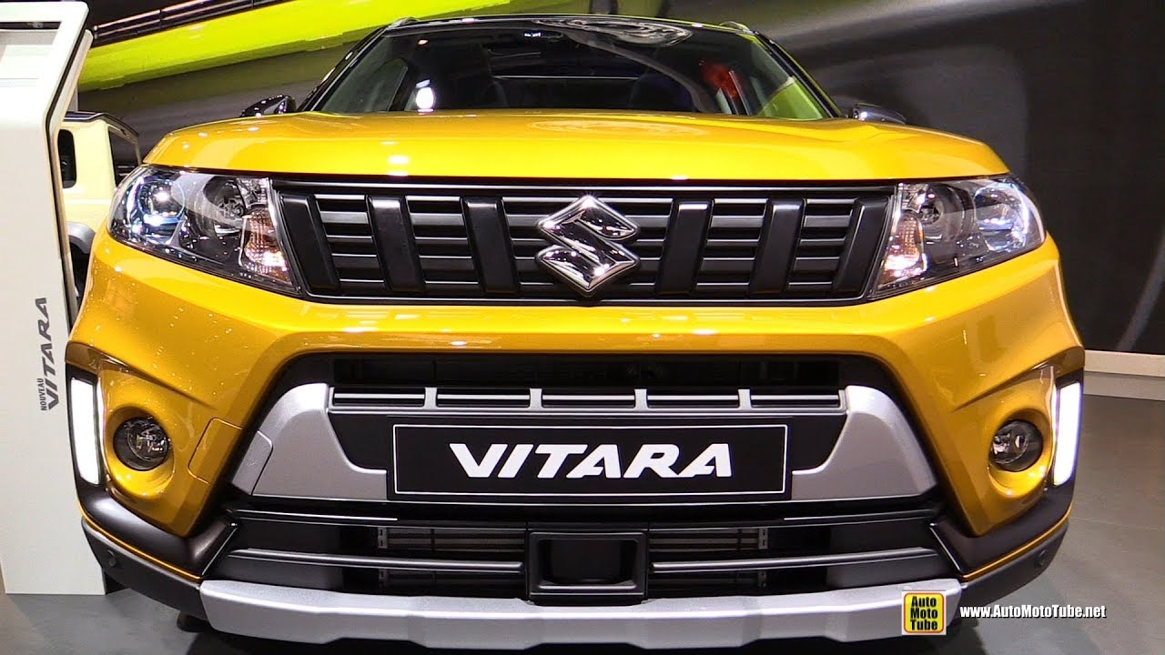 2019 Suzuki Vitara All Grip Exterior And Interior Walkaround