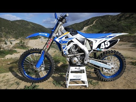 First Ride 2019 TM 250fi - Motocross Action Magazine