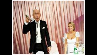 Путин произнес тост  на свадьбе главы МИД Австрии.