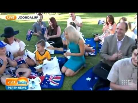 Image result for australia day joondalup