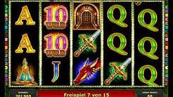 Treasure Gate kostenlos spielen - Novomatic / Novoline