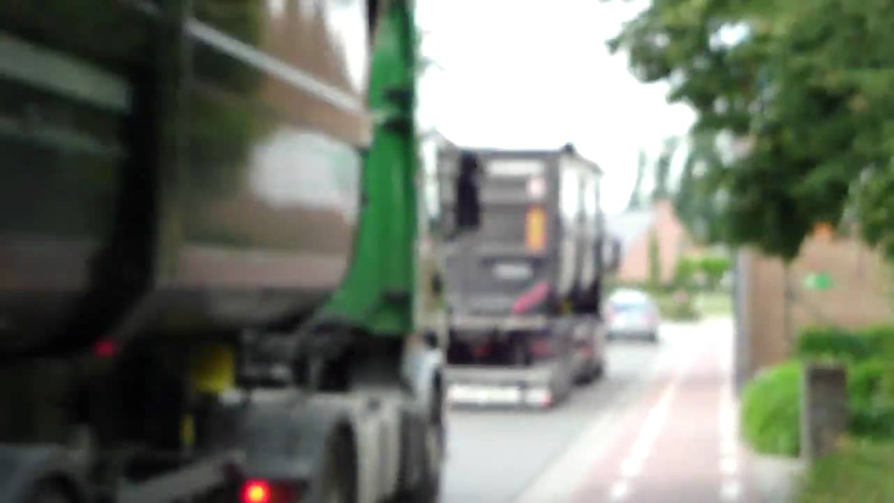 TVS Belgium en transport Scherrens www.trucks4life.be
